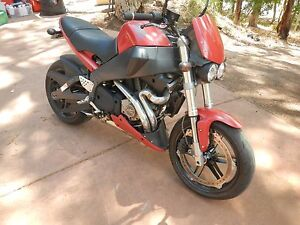 2008 Buell XB12SS STT (long). A muscle bike with attitude. Gooseberry Hill Kalamunda Area Preview