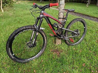 YT Capra CF Carbon Mountain Enduro Bike ( Small Comp Pro Race MTB Mens )