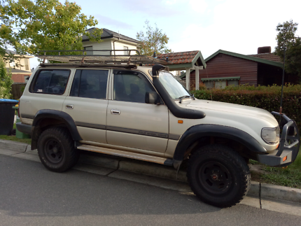 Toyota land cruiser 80 series gxl Boronia Knox Area Preview