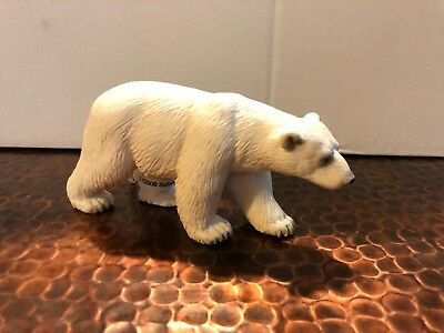 SCHLEICH Wild Life RETIRED Polar Bear Female 14357 BRAND NEW (Female Polar Bear)