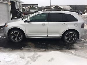 "2010 Ford Edge Sport AWD !! 20"" wheels and tires CERTIFIED"