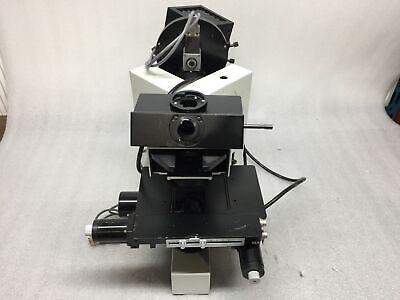 Olympus Bx60 Microscope Body Bx60f5 No Microscope Head Wu-lh100 - Tested