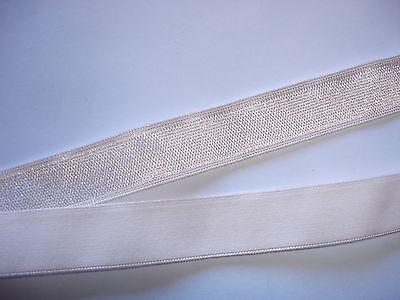 10m elastisches Band 0,30€/m champagner  M8