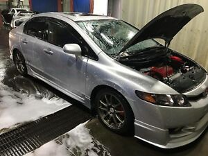 Honda Civic 2010 Si