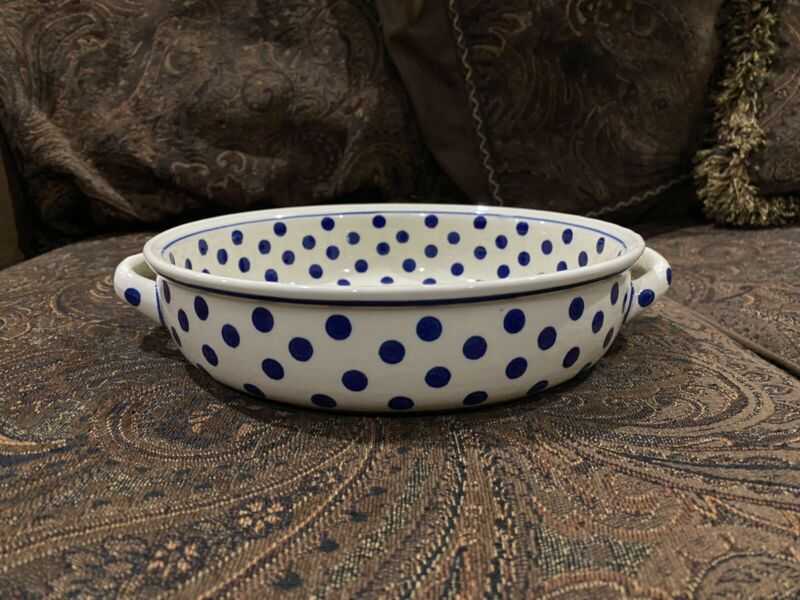 Wiza Ceramika Polish Pottery - Baking Dish