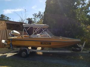 Swiftcraft boat