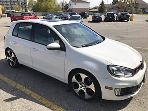 2010 Volkswagen GTI LOW KMS