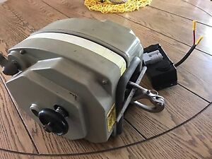 Boat Winch U.S.A made . Oakden Port Adelaide Area Preview