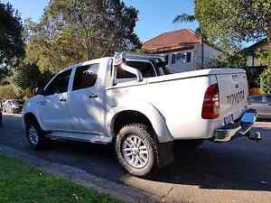 Hilux SR5-08 D4D Lewisham Marrickville Area Preview