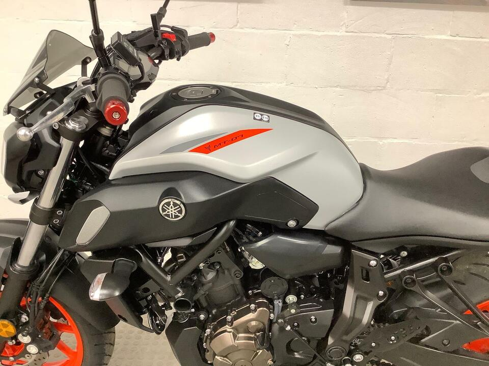 YAMAHA MT07 MT 07 ABS 2021 / 70 ONLY 680 MILES -