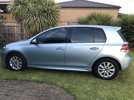Volkswagan 2012 blue motion car for sale Clifton Springs Outer Geelong Preview