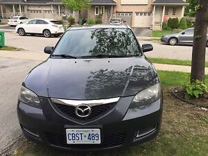 2008 Mazda 3 safety includes