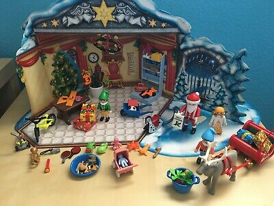 Playmobil 5494 Christmas Santa's Workshop Advent Calendar