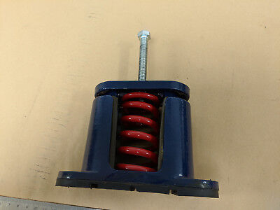 Mason 5c131 Floor Mount Vibration Isolator Spring