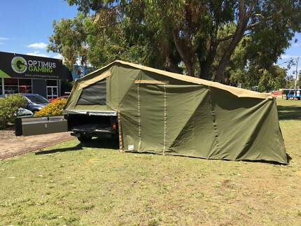 WA MADE Cavalier Off-road Campers. 14ft is ideal for families Balcatta Stirling Area Preview