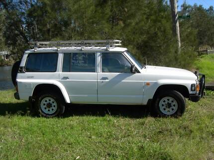 1996 Nissan Patrol Wagon Muswellbrook Muswellbrook Area Preview