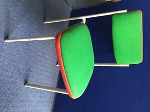 24 x retro kitchen / dining chairs - so kitsch but so funky! Kent Town Norwood Area Preview