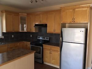 Used kitchen cabinets and bathroom vanities for sale in Camrose