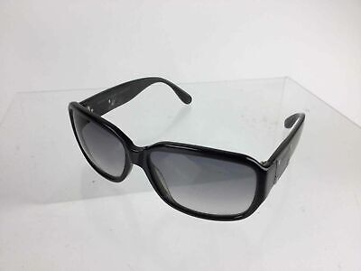 Marc By Marc Jacobs Silvertone Accent Logo Modern Frame Sunglasses