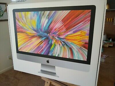 Apple iMac with 27in Retina 5K display (1TB Fusion Drive, Intel Core i5 8th...