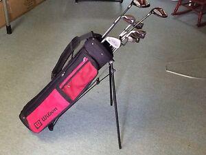 Beau sac de golf Gaucher