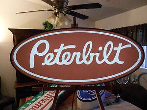 Peterbilt Lighted Sign
