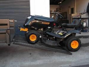 8x5 H/D Ramp - Cage Option - Suit Mower Golf Cart Quad Bike Etc Hatton Vale Lockyer Valley Preview