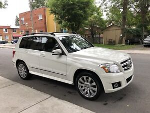 2010. Mercedes GLK. 4matic