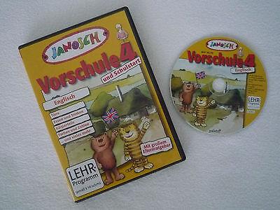 JANOSCH Vorschule 4 und Schulstart Englisch DVD ...