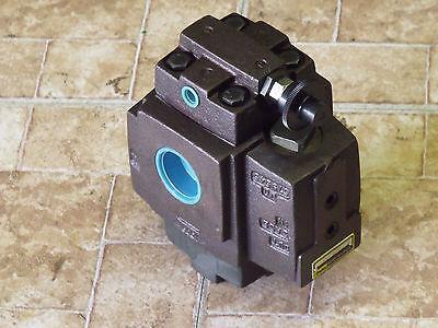 Parker Prc10pf Hydraulic Pressure Reducing Valve 1 14 Npt 150-2000 Psi 70gpm