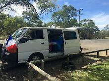 van Mitsubishi Express full equiped Perth Northern Midlands Preview