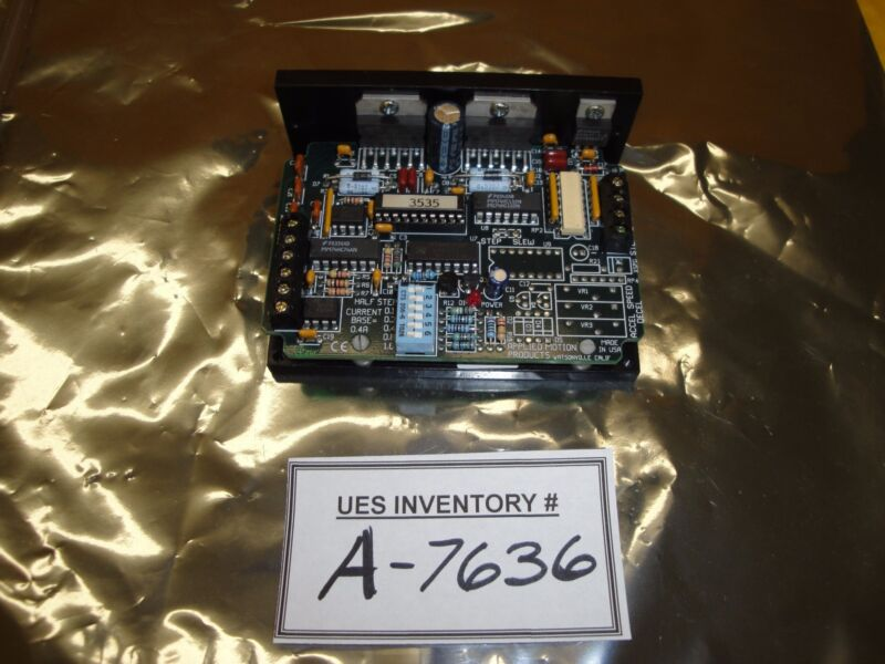 Applied Motion Products 1000-053e Stepper Driver Pcb Used Working