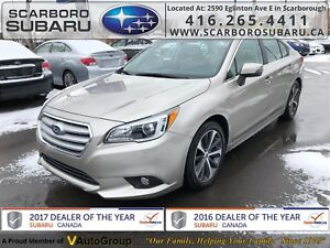 2015 Subaru Legacy 2.5i Limited PKG,FROM 1.9% FINANCING AVAILABL