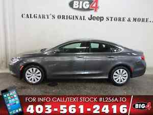 2015 Chrysler 200 | No Accidents | Low KMs LX