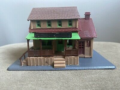 HO Country Store / House by ROC (Taiwan) General Store Model Train Railroad RR