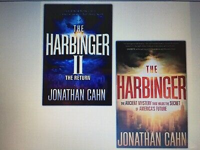 [NEW] The Harbinger/The Harbinger II, 2 Volumes Jonathan Cahn