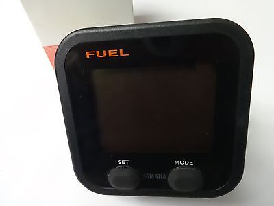 Yamaha Outboard Fuel Management Gauge part #6Y8-8350F-01-BK