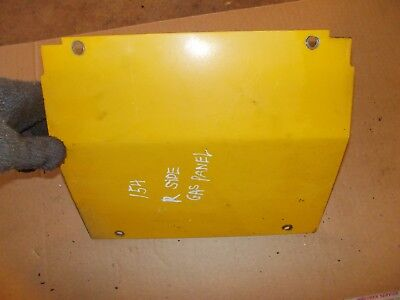 International Cub 154 Low Boy Tractor Ih Right Rear Cover Plate Panel