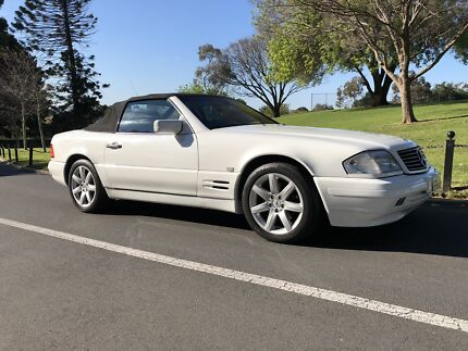 Mercedes Benz SL280 R129 Netherby Mitcham Area Preview