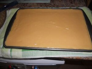 Homemade Scottish Tablet freshly made to order - over 1KG in weight (12 Bars)