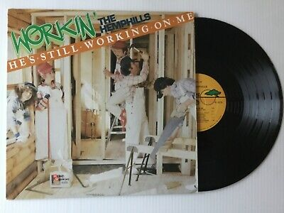 The Hemphills WORKIN' He's Still Working on Me 1980 MINT vinyl LP+bonus