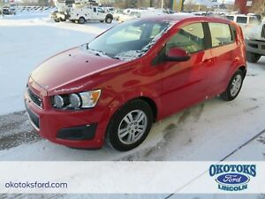 2012 Chevrolet Sonic LS No accidents, value hatchback!