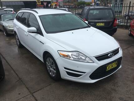 2014 Ford Mondeo Wagon LX TURBO DIESEL AUTO - CHEAP Roselands Canterbury Area Preview
