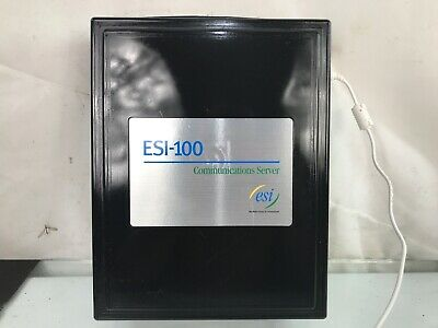 Tele Communication Server Esi-100 With E2 Dlc12 Gen 2 Card 12 Digital Extensions