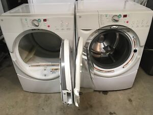 Whirlpool washer and dryer set(with Warranty)