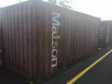 20ft Container C grade, Old but Water Proof Sunshine West Brimbank Area Preview