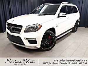 2016 Mercedes-Benz GL63 AMG SUNROOF-A/C-NAVI SYS