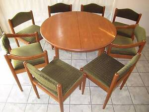 Collector's Chiswell Dining Set Ngunnawal Gungahlin Area Preview