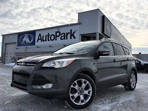 2015 Ford Escape Titanium 4WD | Heated Leather | Navigation |...