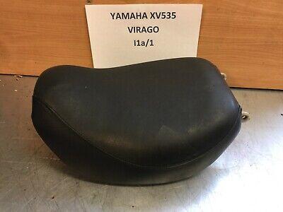 <em>YAMAHA</em> VIRAGO 535 XV535 RIDERS SEAT SADDLE BREAKING SPARES